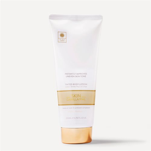 Skin Camilla Pihl Tinted bodylotion light