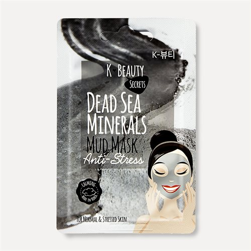 K Beauty Secrets Dead Sea Mud Mask